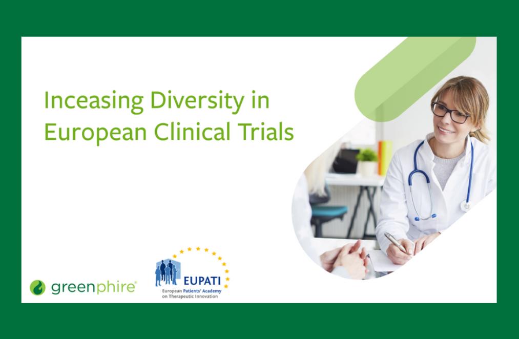 Increasing Diversity in European Clinical Trials